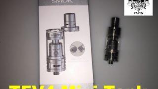 Smok TFV4 Mini Tank Assessment- Privateer Vapes