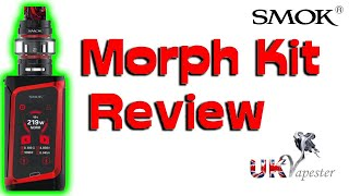 SMOK Morph 219 Kit Review | Very best Contact Screen Mod?