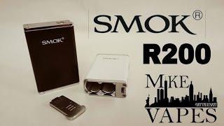 Smok R200 TC Assessment – Mike Vapes