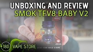 SMOK TFV8 Infant V2 Unboxing &amp Overview