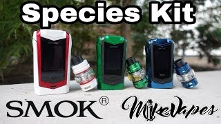 Smok Species 230w Contact Display Kit &amp TFV8 Huge Little one v2 – Mike Vapes