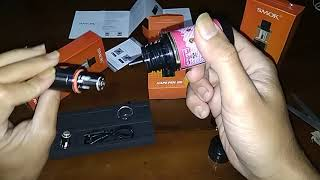SMOK Vapor Vape pen 22 unboxing