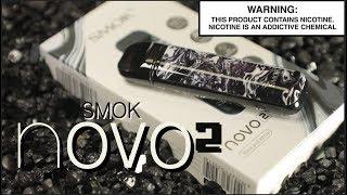 NOVO two Pod Method By SMOK ~Vape Pod System Overview~