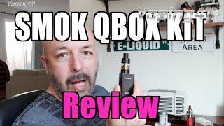 SMOK QBOX | TFV8 Baby Tank Kit Evaluation