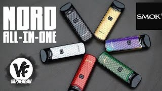 🗣💨SMOK NORD | All-In-A single Vape #NotAPod