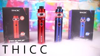 One particular T H I C C Stick! Smok V9 Max Package Assessment! VapingwithTwisted420