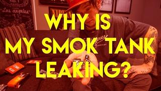 Smok TFV8 Comprehensive Leak Fix