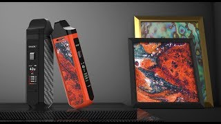 SMOK RPM40-THE POD WITH THE Optimum OUTPUT Power SO Significantly