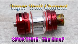 SMOK TFV16 – A Beast Of A Tank! Very best 1 From Them But?