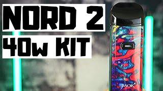 Smok NORD 2 kit 40w