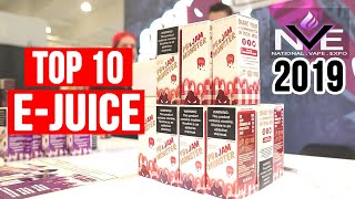 Leading 10 Greatest VAPE JUICES FROM NVE 2019