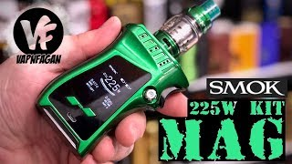 Don&#39t Decide Me! The SMOK Mag 225W Kit