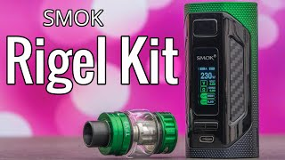 SMOK Rigel Package – Evaluation, Testing, Charts &amp Special Prospect