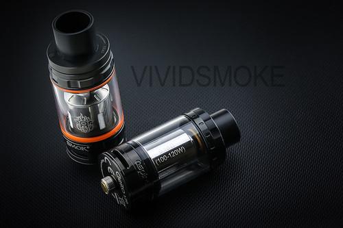 Smok TFV8 VS Aspire Cleito 120