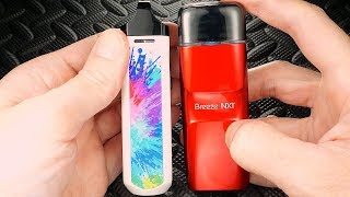 The RPM40 AiO Pod Vape Package By SMOK!