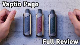 Vaptio Pago | Evaluation/Tutorial by @Adrian Lo Dejavu