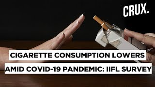 While 58% Indians Stop Smoking, France Suggests Nicotine Could Safeguard COVID-19 Individuals