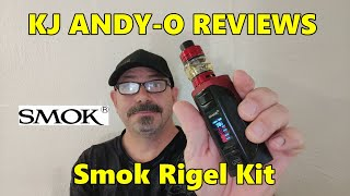 Smok Rigel kit with TFV9 tank Assessment – Awesome setup!