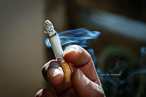 13 – Quit Cigarette smoking