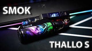 THALLO S Kit by SMOK Unboxing and Showcase in 4k