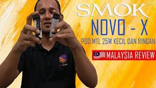 Smok Novo X Package   Review 2020 Satu Lagi Pilihan Terbaik Pod 25W