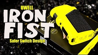 IRON FIST 200WTC Box Mod by UWELL ~Vape Mod Review~