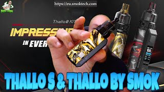 Thallo &amp Thallo S by SMOK – UnikoSvapo Recensione 2020