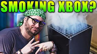 Smoking cigarettes Xbox Collection X Debunked
