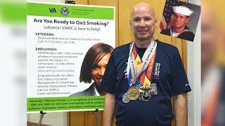 Lebanon VAMC│Patient Testimonial-Mike Snyder│Quit Smoking