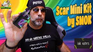 sono una svapatore semplice con Scar mini Kit by Smok – UnikoSvapo Recensione 2020