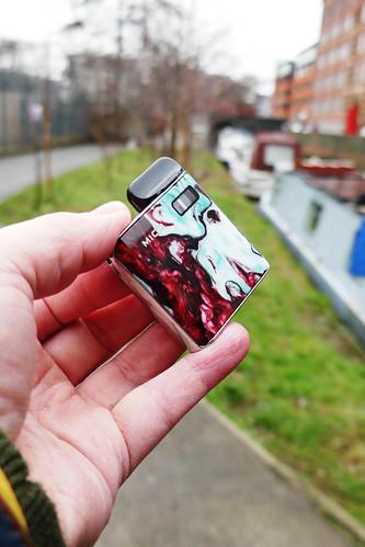 SMOK Mico Mini E Cigarette Vape Mod