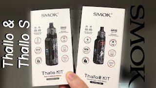 SMOK Thallo &amp Thallo S Kit Evaluation Portugues Br
