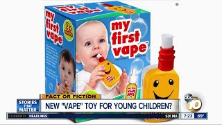 New vape toy for infants?