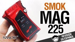 Smok Mag 225 / EL MOD DE RAMBO / revisión