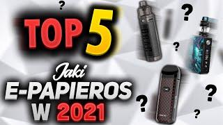 Jaki e-papieros na commence w 2021 roku? – Nasze &quotTOP 5&quot
