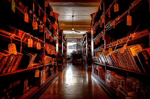The old cigars shop
