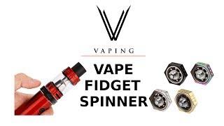 VAPE FIDGET SPINNER Unboxing