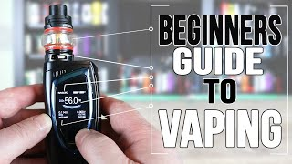 Beginners Guidebook to Vaping (Portion 1/5)