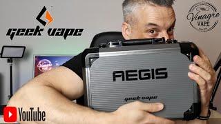 [PT] GeekVape Aegis Improve Pro + RBA + 510 Adapter