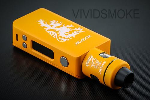 Smok Knight Kit Orange