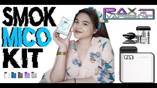 SMOK MICO Package UNBOXING !!