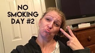 HOW TO Quit Using tobacco Chilly TURKEY   Tale TIME   Working day #two