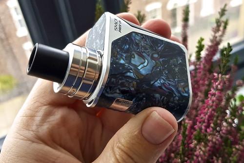 Extremely Small VApe Mod By SMOK