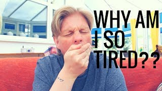 Quitting Using tobacco: Why Am I So Exhausted??