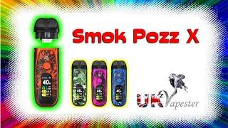 New SMOK POZZ X   #Exclusive!