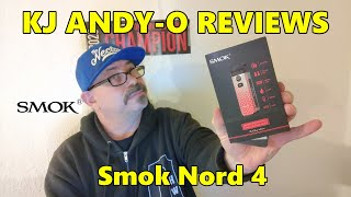 Smok Nord 4 Kit Review – Ideal Nord nevertheless?