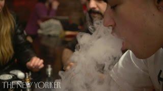 Thank You For Vaping: The E-Cigarette Debate