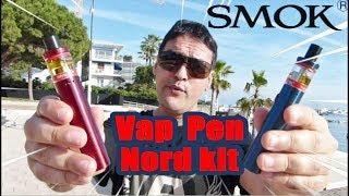 Vape Pen Nord 22 kit et 19 kit Smok