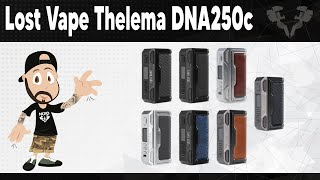 Dropped Vape Thelema DNA250c (CZ) Recenze