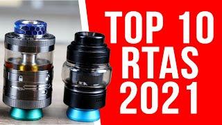 Top ten Ideal RTA TANKS FOR 2021 – VAPING INSIDER